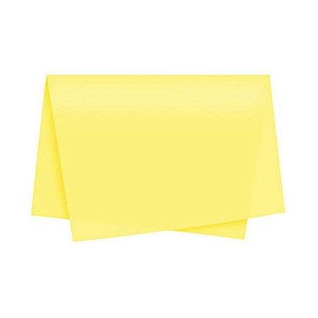 Seda Amarelo VMP 48X60cm