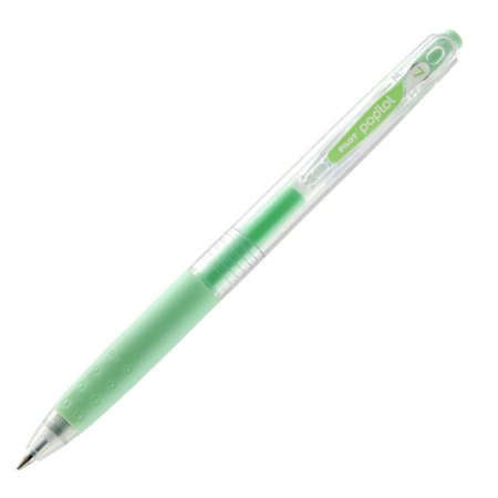 Caneta Pilot 0.7 Poplol Verde Pastel