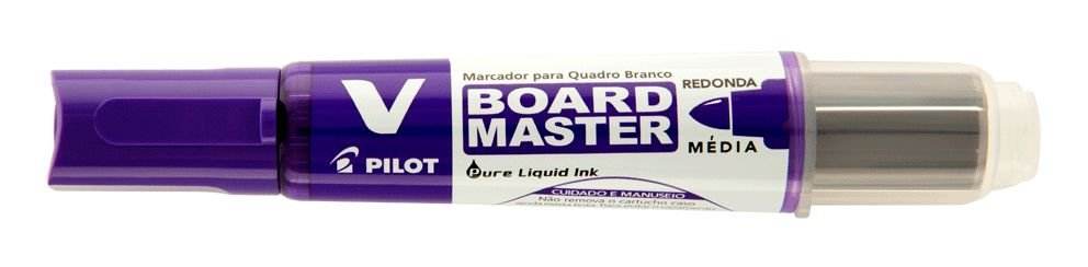 Marcador Quadro Branco Pilot Violeta Board Master