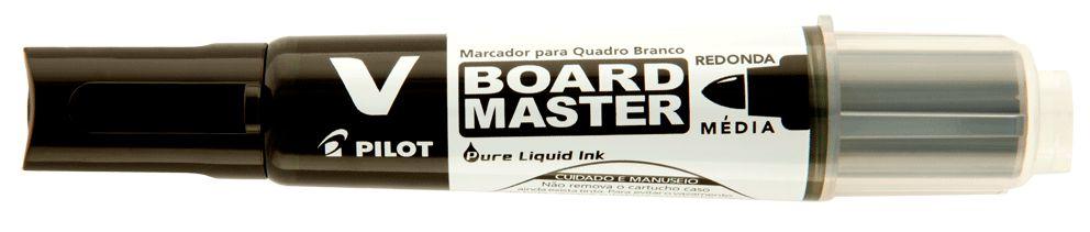 Marcador Quadro Branco Pilot Preto Board Master