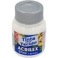 Tinta de Tecido Acrilex Incolor/Clareador 37Ml