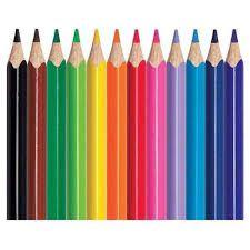 Lápis de Cor Maped Color Peps Jumbo com 12 Unidades