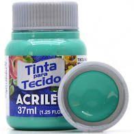 Tinta de Tecido Acrilex Verde Country 37Ml