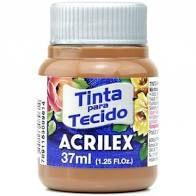 Tinta de Tecido Acrilex Chocolate 37ML