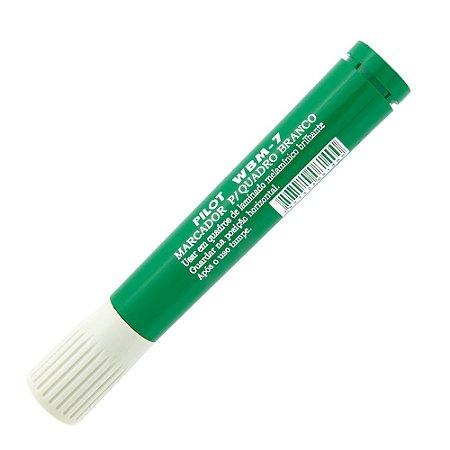 Marcador Quadro Branco Pilot Verde Wbm-7