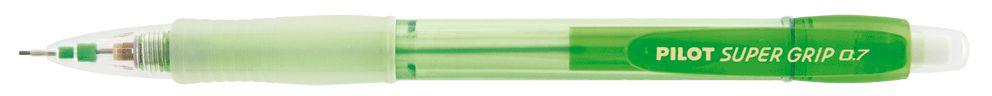Lapiseira Pilot 0.7mm Super Grip Neon Verde