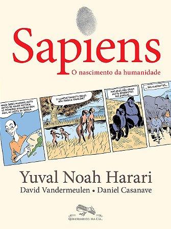 Sapiens - O Nascimento da Humanidade - Curitiba