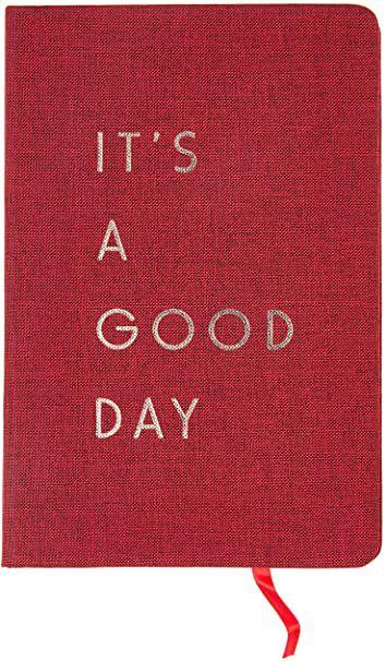 Caderno de Anotações Maxprint It´s a Good Day Max Marsala