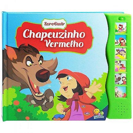 Chapeuzinho Vermelho - Ed. Todo Livro