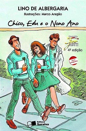 Chico Edu E O Ano Novo - Editora Saraiva