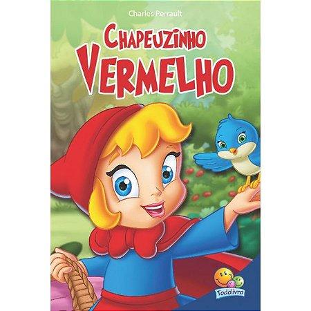 Classic Stars: Chapeuzinho Vermelho - Editora Todo Livro