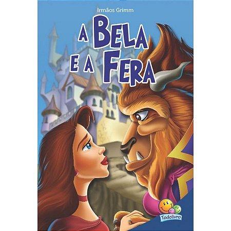 Classic Stars: A Bela e a Fera - Todo Livro