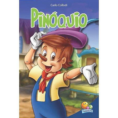 Classic Stars: Pinóquio - Todo Livro