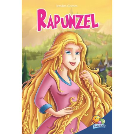Classic Stars: Rapunzel - Editora Todo Livro