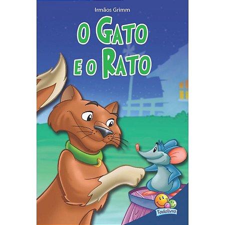 Classic Stars: Gato e o Rato - Ed. Todo Livro