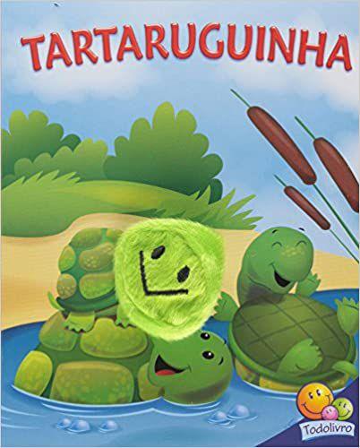 Dedinhos Agitados: Tartarughinha - Ed. Todo Livro