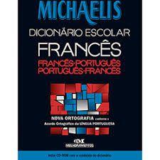 Dicionário Michaelis Francês/Português + 28.000 Verbetes Cap