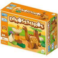 Dinossauros Playcis 20 peças