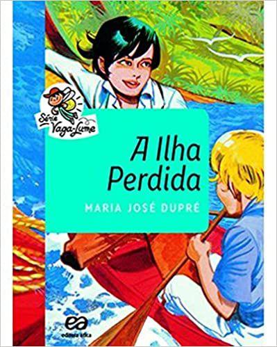 A Ilha Perdida - Editora Ática