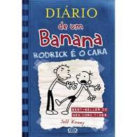 Diário de um Banana 2 - Rodrick é o Cara - Editora Curitiba
