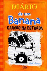 Diário De Um Banana 9 - Caindo Na Estrada - Editora Curitiba
