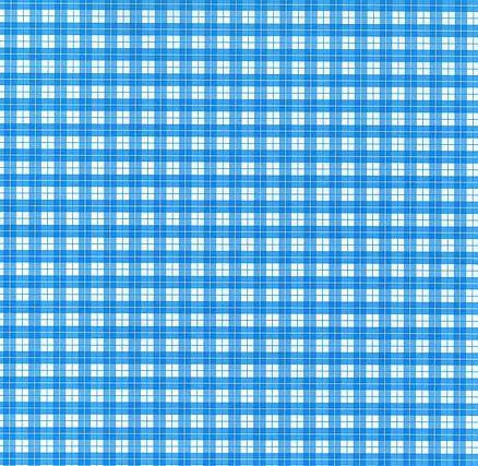 Papel Dupla Face Xadrez Azul/Branco Premiatta 48x66cm