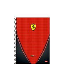 Caderno Foroni 1X1 Ferrari Espiral 96 folhas