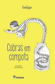 Cobras em Compotas - Moderna