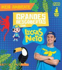Grandes Descobertas Luccas Neto Meio Ambiente - Curitiba
