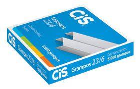 Grampo Cis 23/6 5000 Unidades