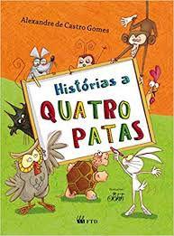 Histórias A Quatro Patas - Ftd