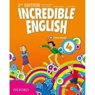 Incredible English 4 - Oxford