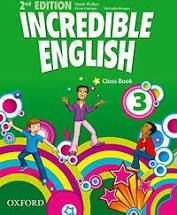 Incredible English 3 - Oxford