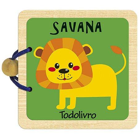 Já sei Falar Savana - Todo Livro