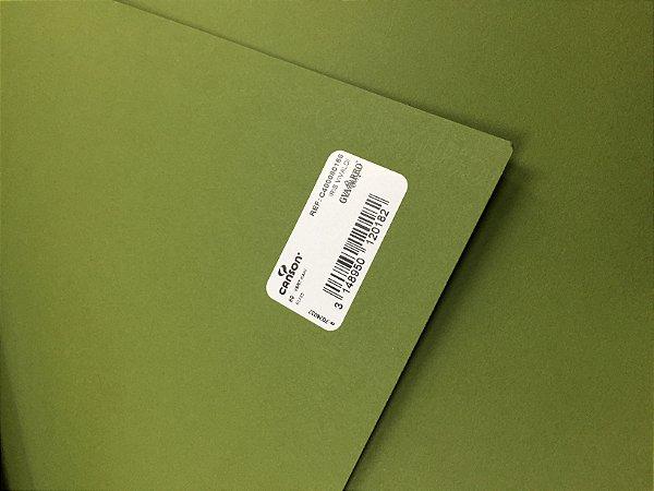 Papel Vivaldi 180G Verde Safari 50X65cm