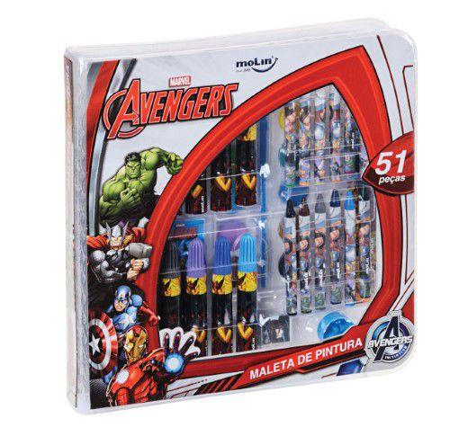 Maleta de Pintura Molin Square Avengers