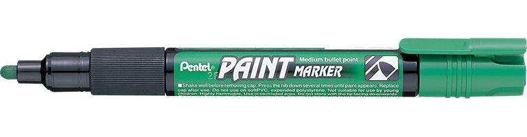 Marcador Pentel Paint Verde