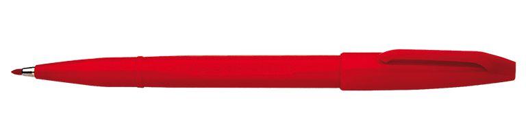 Marcador Pentel 2.0 Sing Pen Vermelho