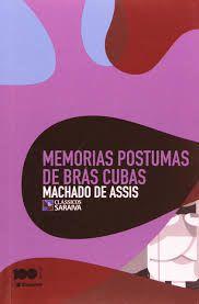 Memórias Póstumas De Brás Cubas - Saraiva