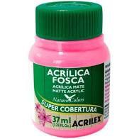 Tinta Acrílica Fosca Acrilex Pink 37Ml