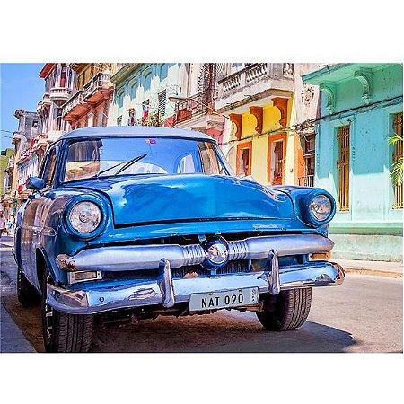 Quebra Cabeça Cuba Pais e Filhos 1000 peças