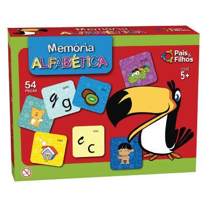 Memória Alfabética Pais e Filhos