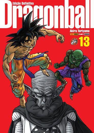 Dragon Ball Edição Definitiva 13 - Curitiba