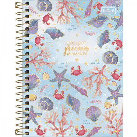 Caderneta Tilibra Bubble Collect precious moments 80 folhas