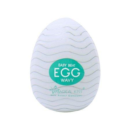 Masturbador Egg Wavy - Magical Kiss