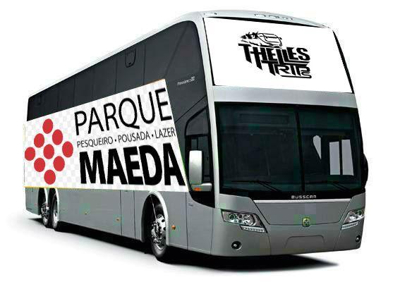Transporte ou Excursão Parque Maeda  2021