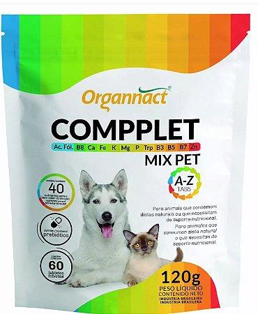 ORGANNACT COMPPLETMIX PET A-Z 120G