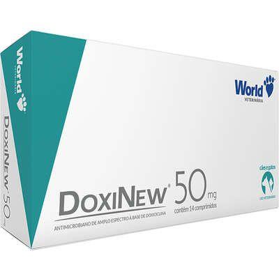 DOXINEW 50MG COM 14 COMP.