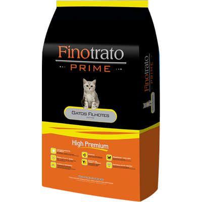 FINOTRATO PRIME GATOS FILHOTES 1KG