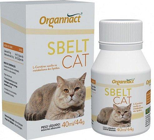 ORGANNACT SBELT CAT 40 ML